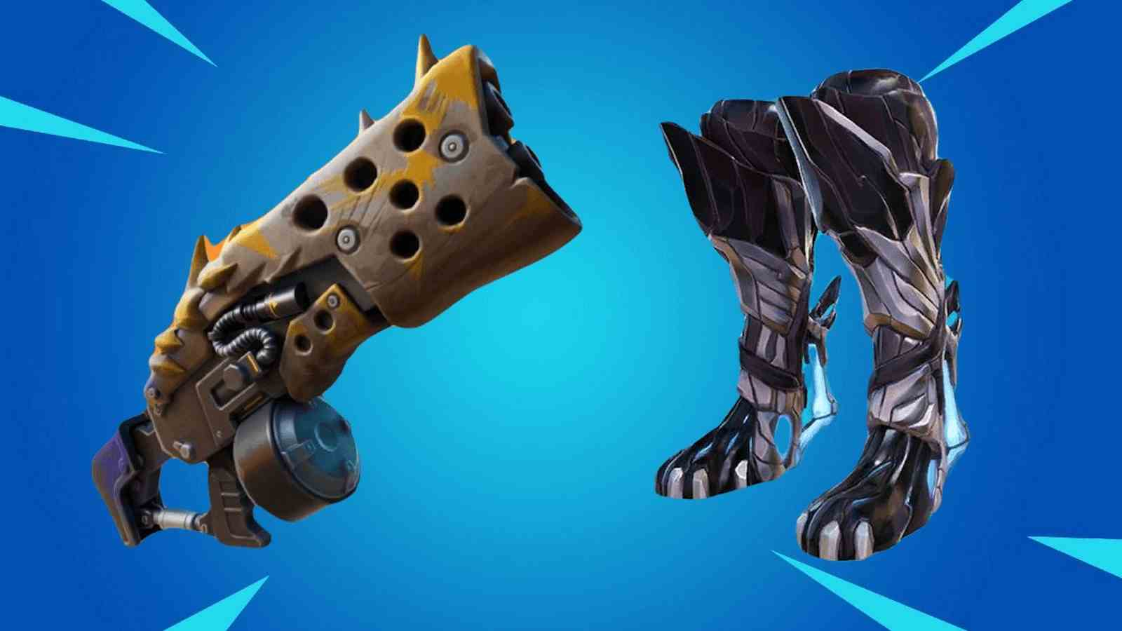 All Mythic Item Locations in Fortnite Chapter 2, Season 6