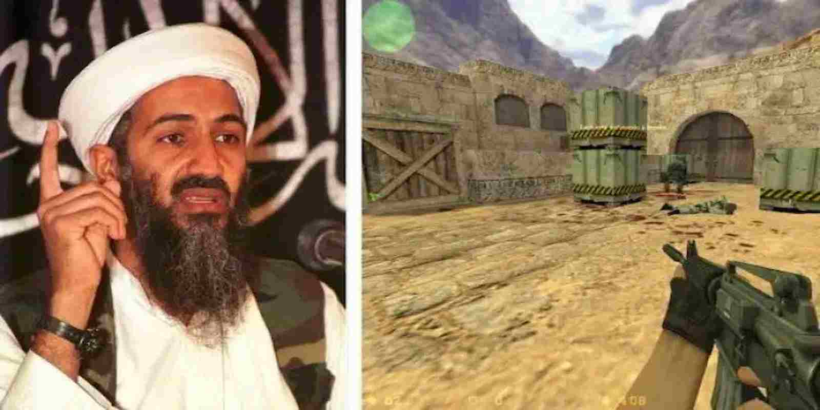 Osama Bin Laden Used to Play Counter-Strike
