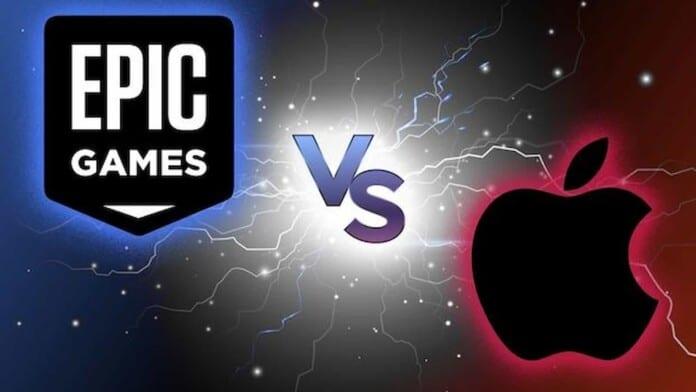 Apple vs Fortnite