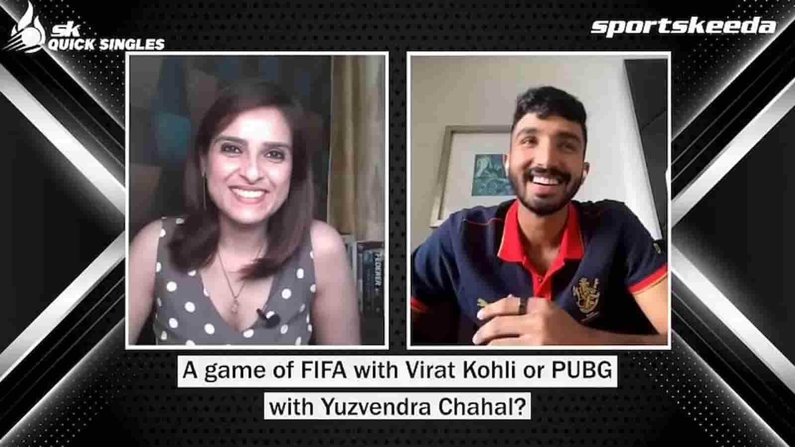 PUBG Mobile with Yuzi Chahal