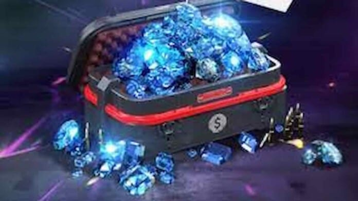 Top Up Free Fire Diamonds on Games Kharido