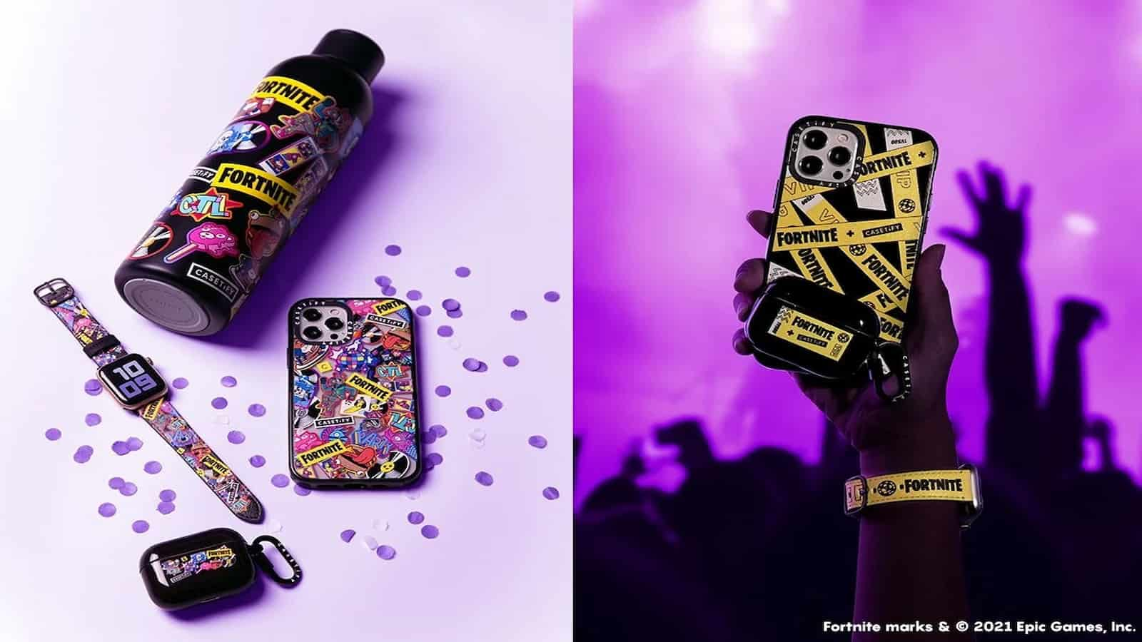 Fortnite x CASETiFY Collection