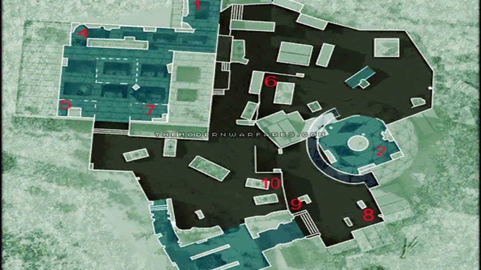 Dome Map, New Multiplayer in COD Mobile Revealed