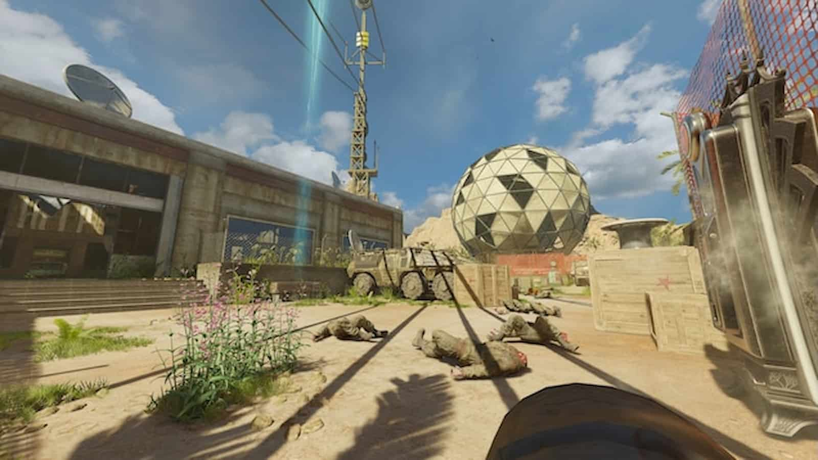Dome Map, New Multiplayer in COD Mobile