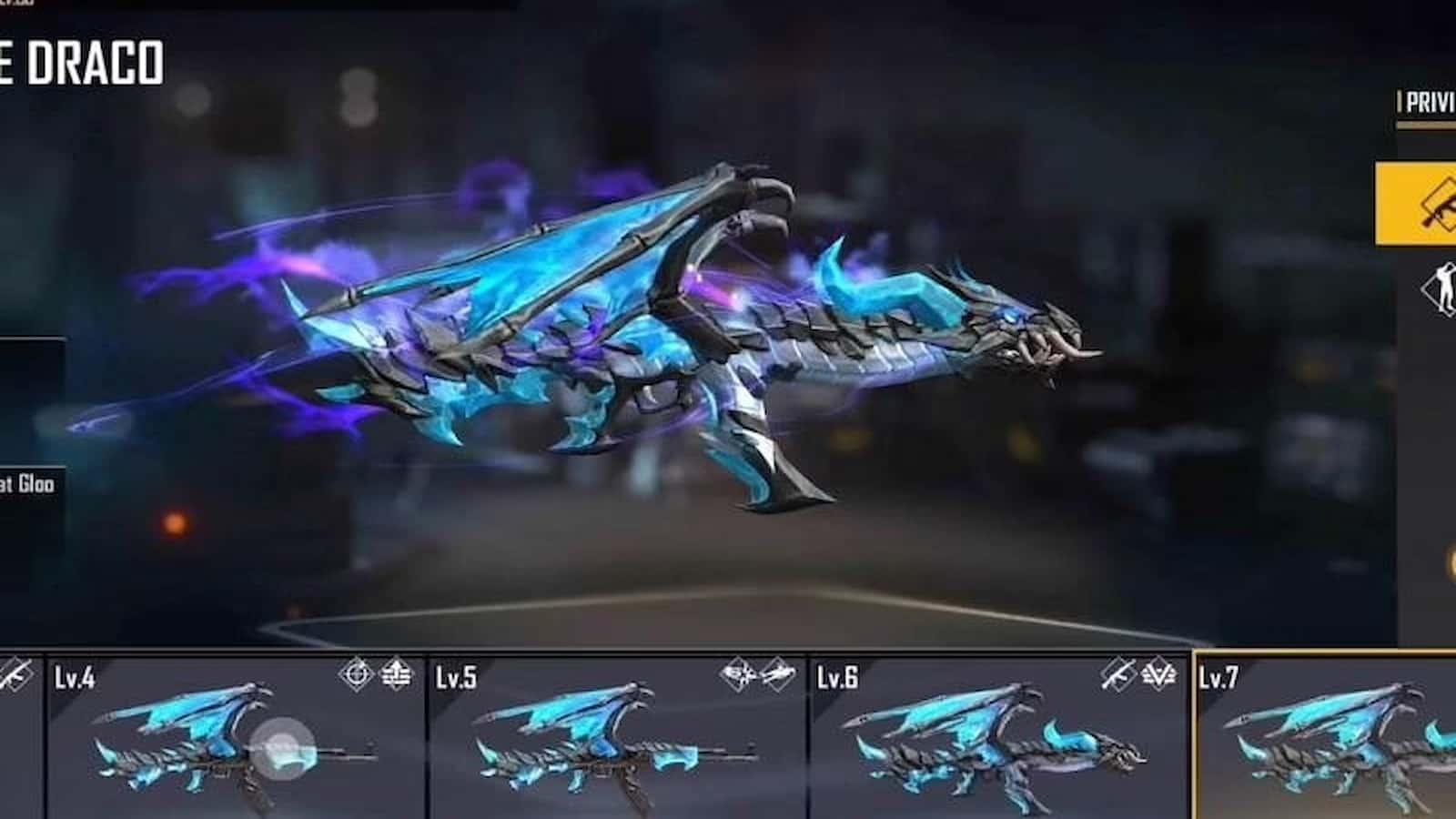 Flaming Dragon (AK)