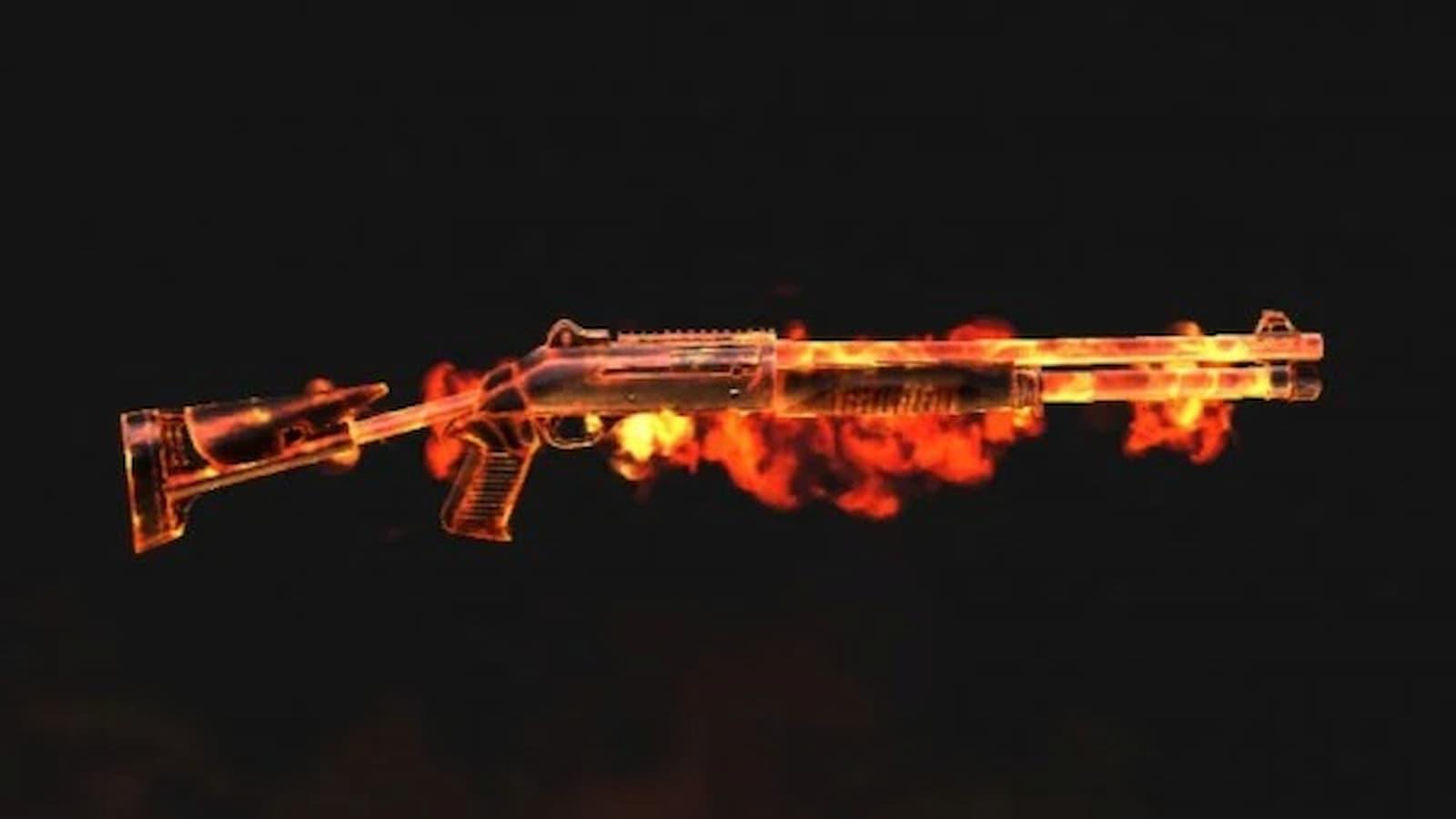 5 Best Legendary Gun Skins -Underground Howl (M1014)