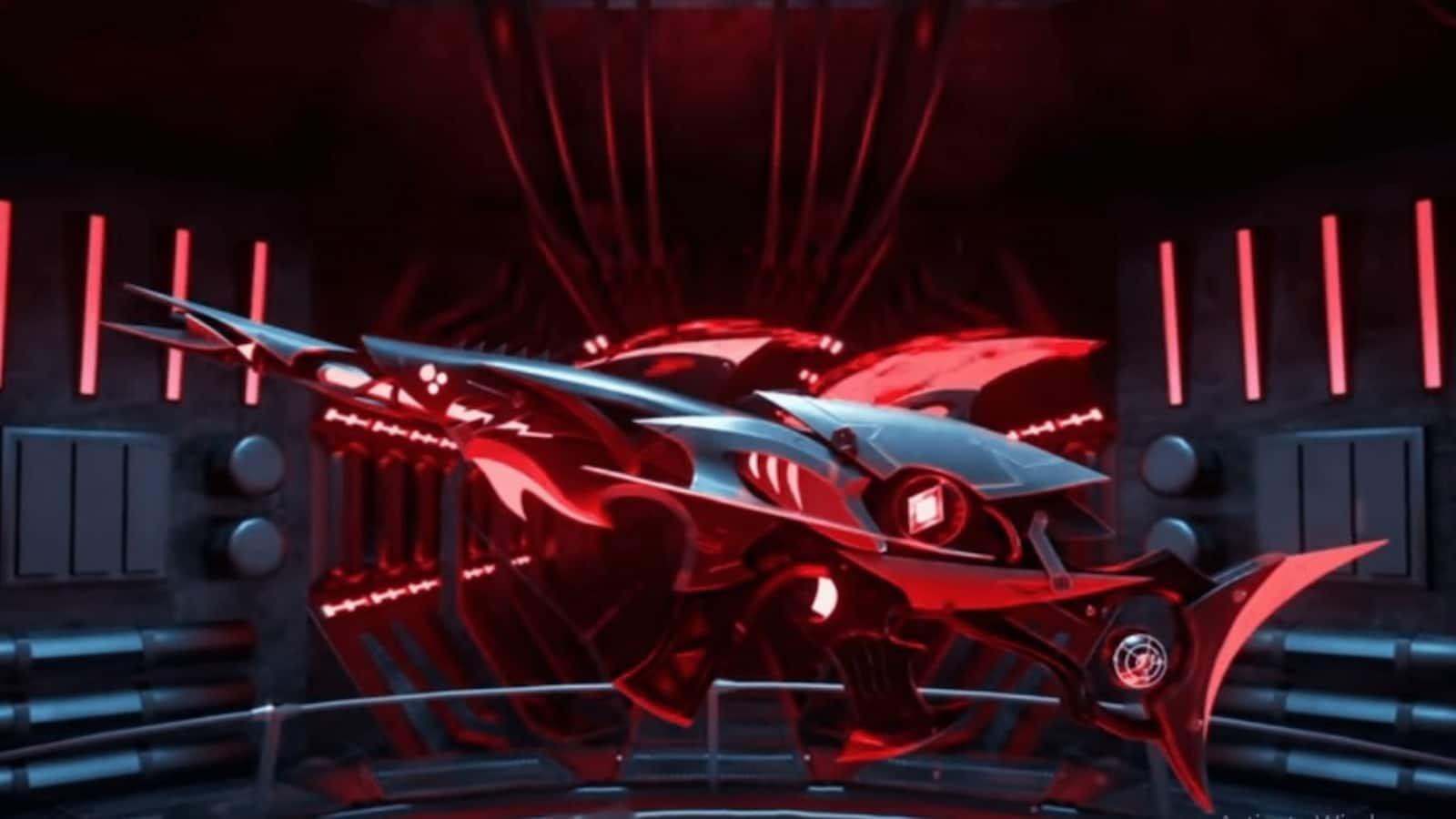 Megalodon Alpha (Scar)