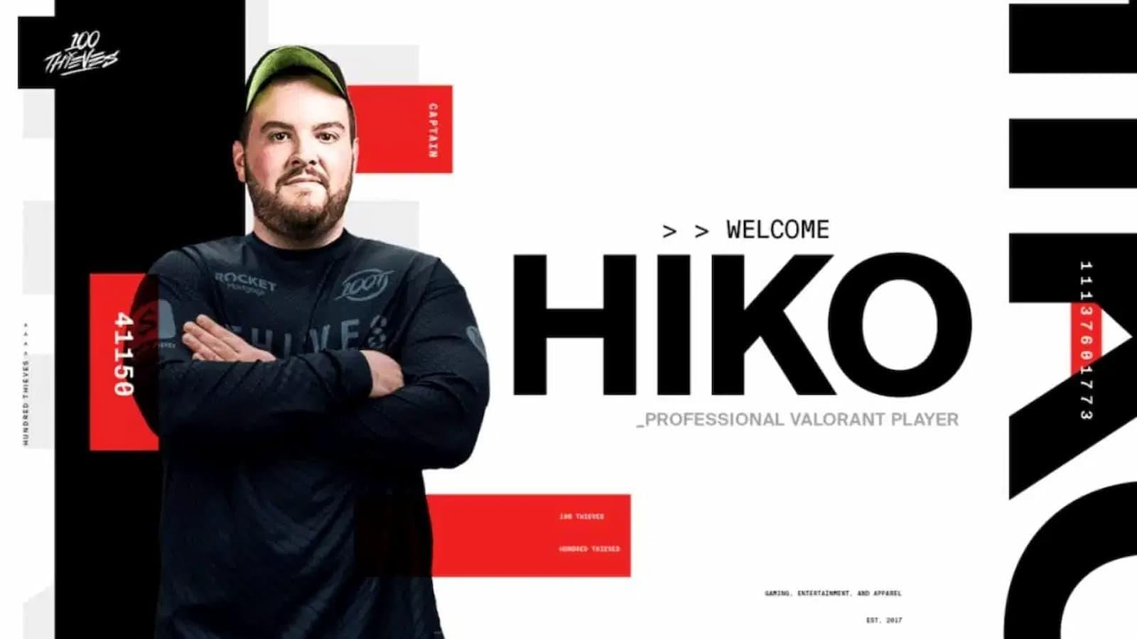 Valorant: Hiko Net Worth, Salary, Charities, Sponsors
