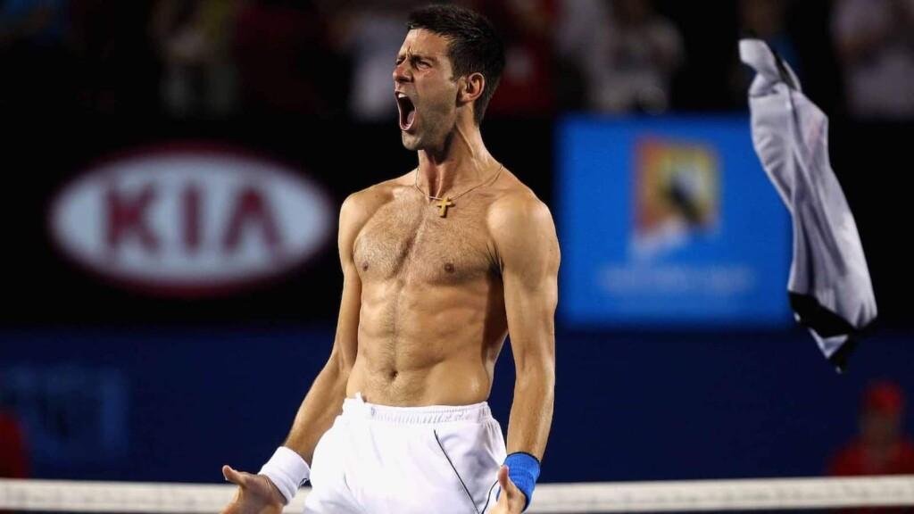 Djokovic Australian Open 2012