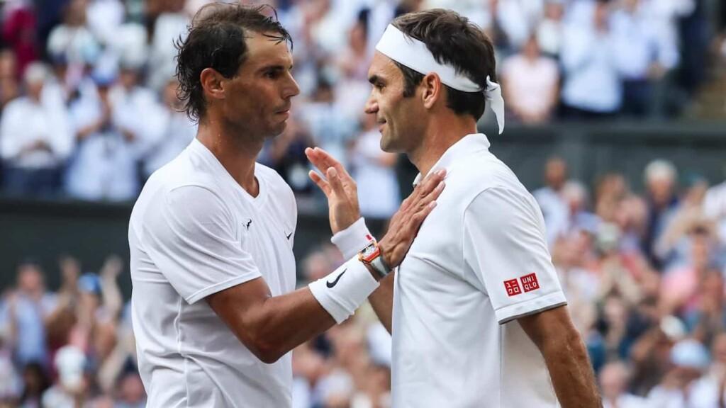 Federer vs Nadal vs Djokovic