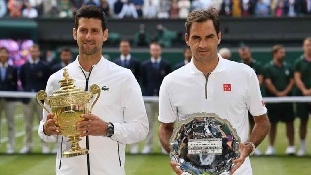 Federer vs Djokovic