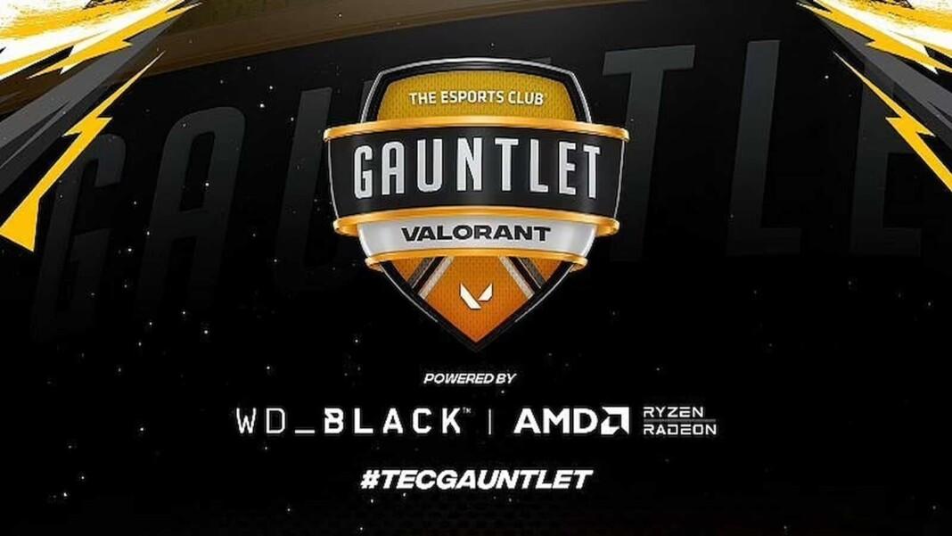 Valorant TEC Gauntlet
