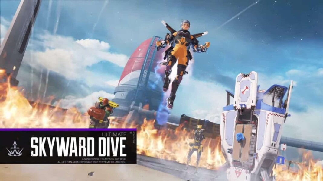 SKYWARD DIVE - Best Ultimates in Apex Legends