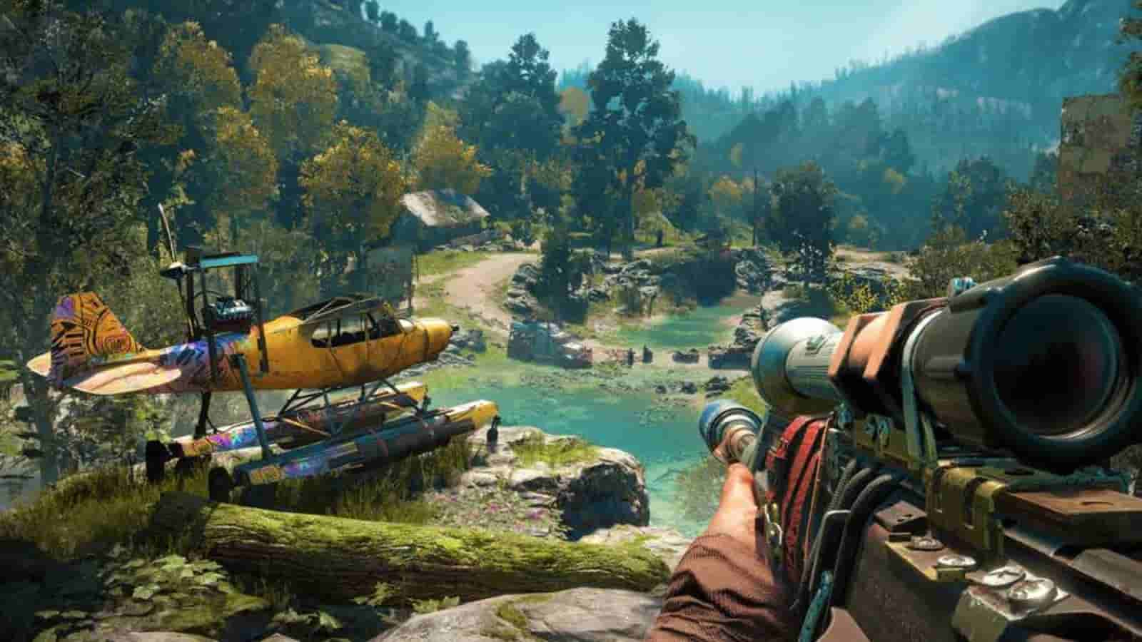 Far Cry 6 Gameplay Leaks
