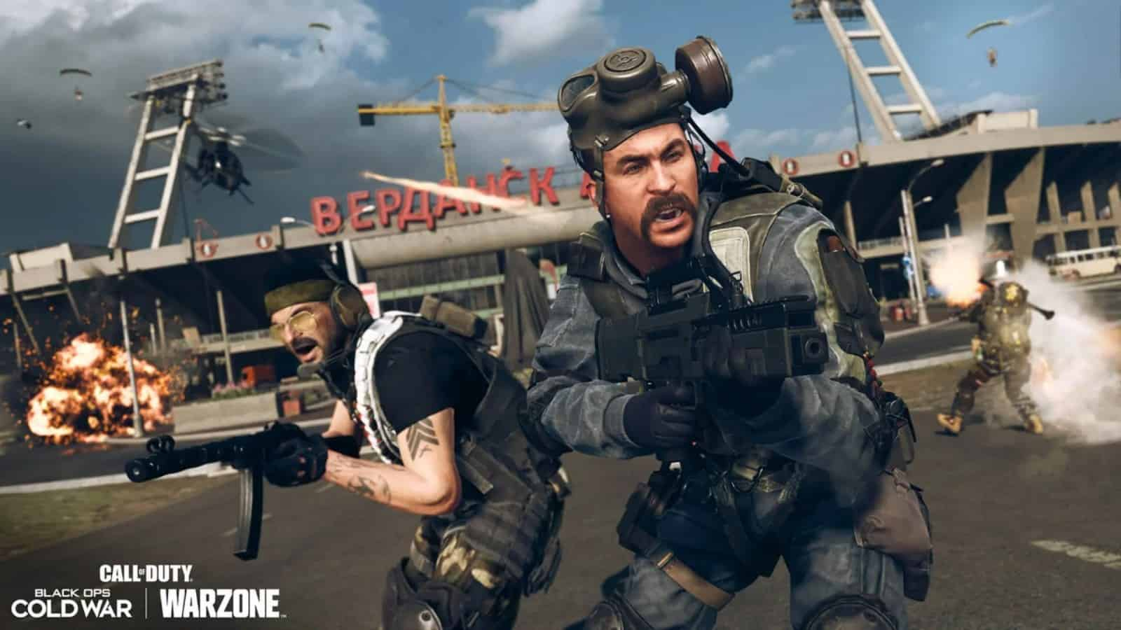 COD Warzone Update