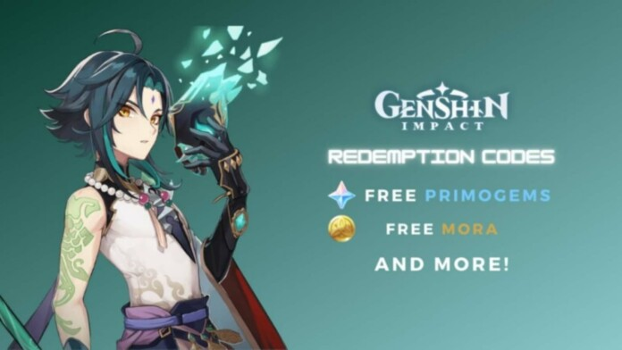 Genshin Impact Codes