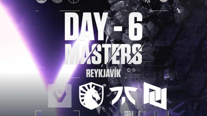 VCT Masters 2 Semifinals