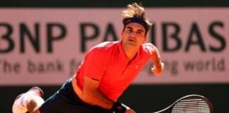 Roger Federer French Open 2021