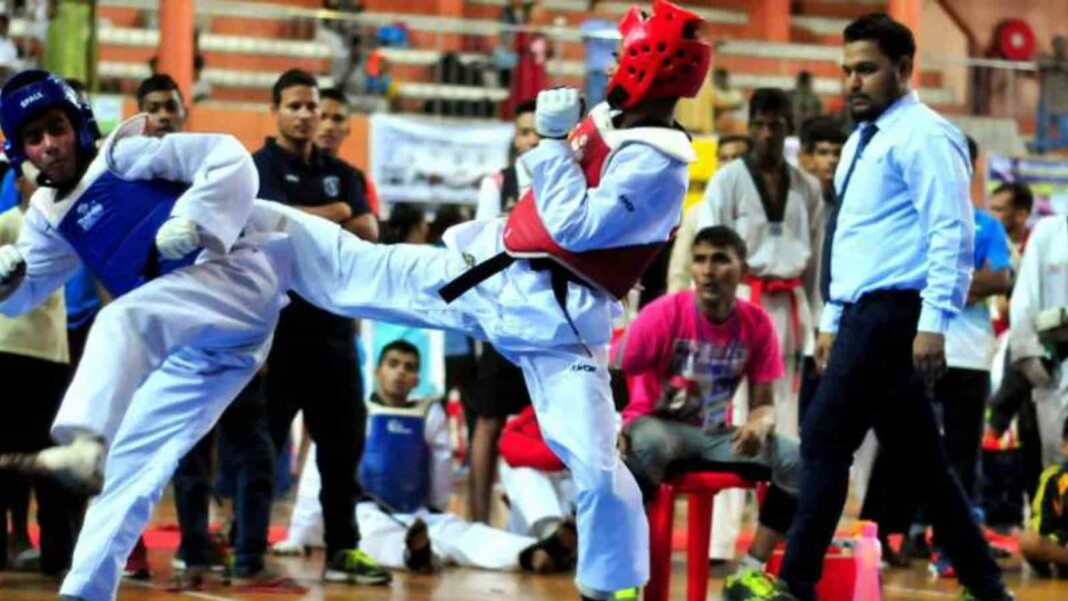Indian Taekwondo Team