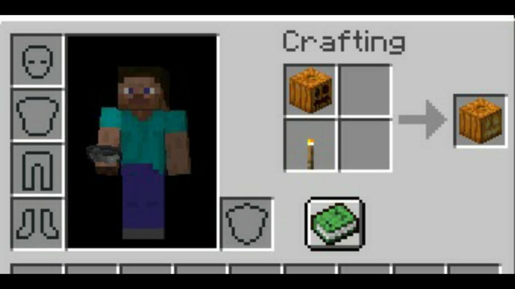 Iron Golem in Minecraft