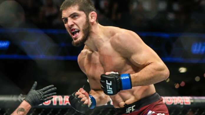 Islam Makhachev UFC