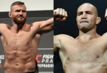 Jan Blachowicz Glover Teixeira