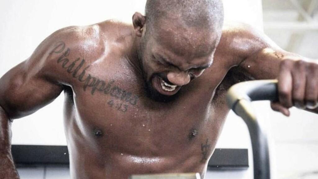 Jon Jones heavyweight