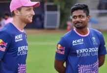Jos Buttler and Sanju Samson