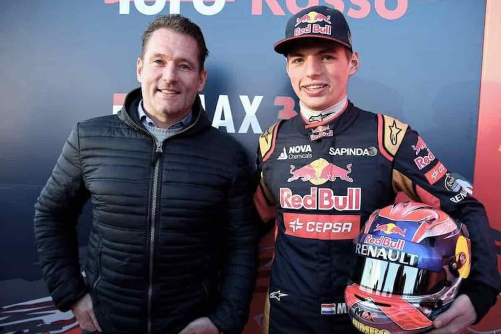 Jos Verstappen and Max Verstappen 1 - FirstSportz