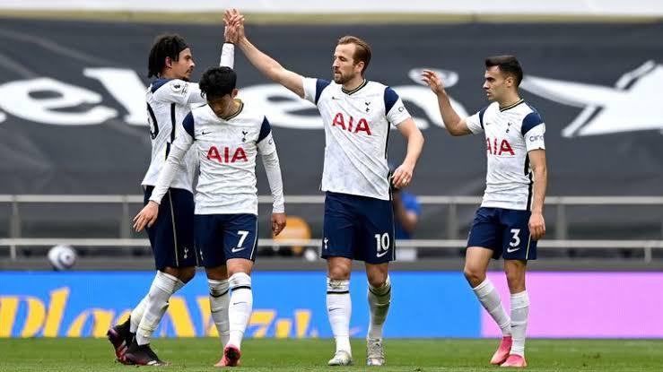 Kane is Tottenhams leading goalscorer - FirstSportz
