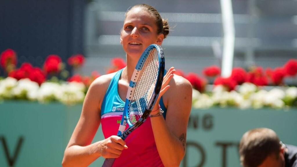 Karolina Pliskova will be the favourite in the semi-finals of the Italian Open 2021.