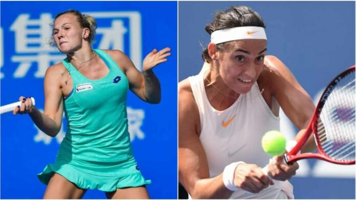 Katerina Siniakova vs Caroline Garcia