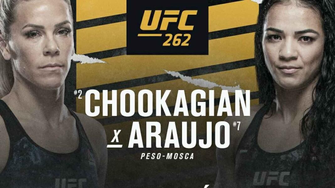Katlyn Chookagain vs Viviane Araujo