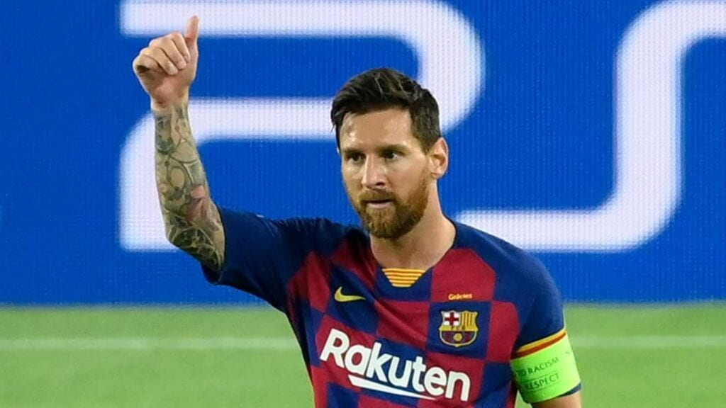 Lionel Messi to leave Barcelona this summer