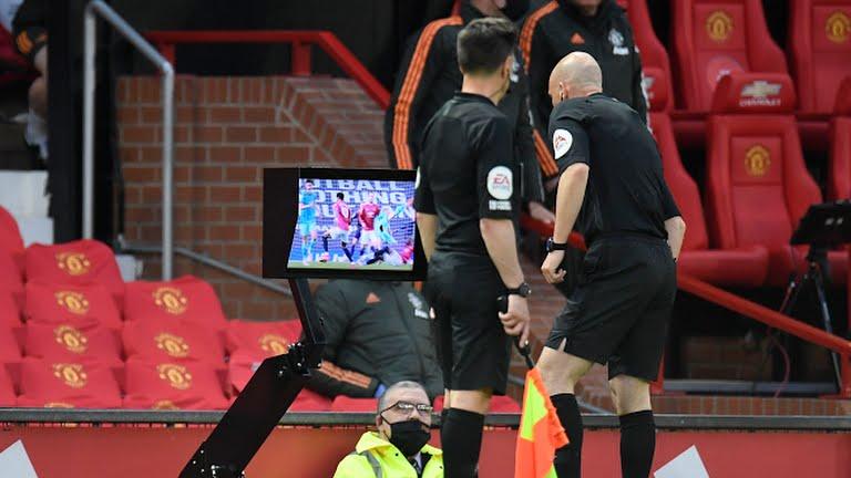 Liverpool's penalty reversed by VAR
