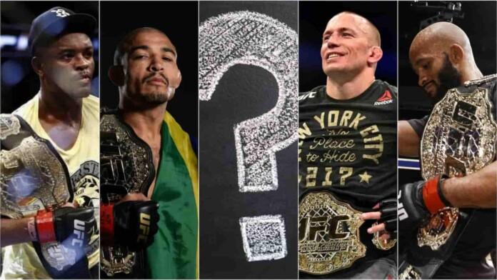 Longest reigning UFC champions