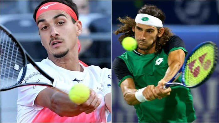 Lorenzo Sonego vs Lloyd Harris will clash in the first round of the French Open 2021