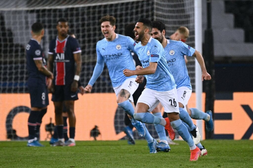 Manchester City will play their maiden Champions League finals this year