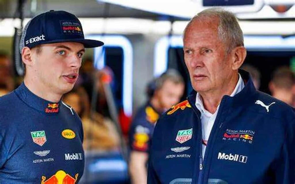 Max Verstappen and Helmut Marko 1 - FirstSportz