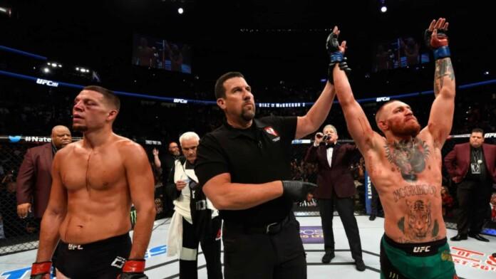 McGregor vs Diaz 2