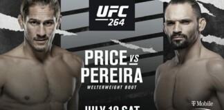 Michael Pereira vs Niko Price