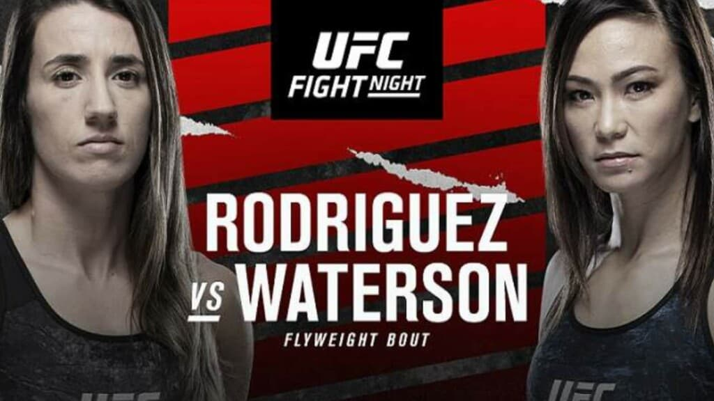 Michelle Waterson UFC 3 - FirstSportz