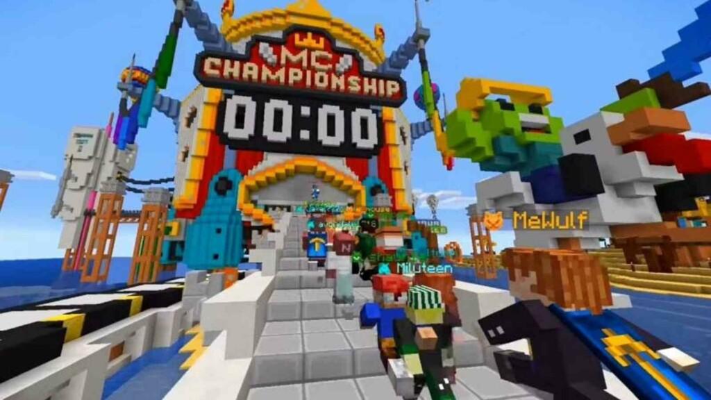 Minecraft Championship 2021
