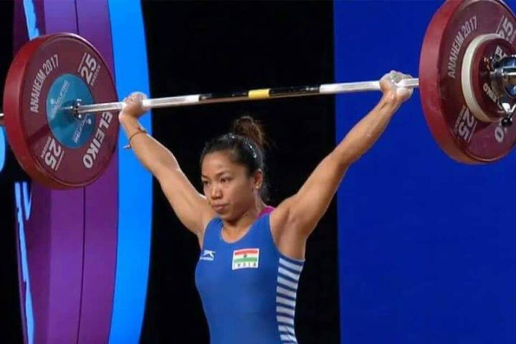Mirabai Chanu 2017 World Championships
