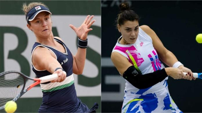 Nadia Podoroska vs Ana Konjuh