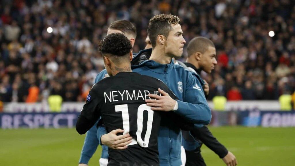 Neymar Jr-Cristiano Ronaldo