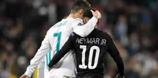 Neymar Jr_Cristiano Ronaldo
