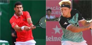 Novak Djokovic vs Alejandro Davidovich Fokina
