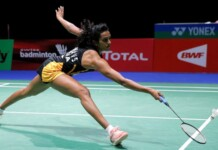 PV Sindhu can repear rio glory at Tokyo Olympics