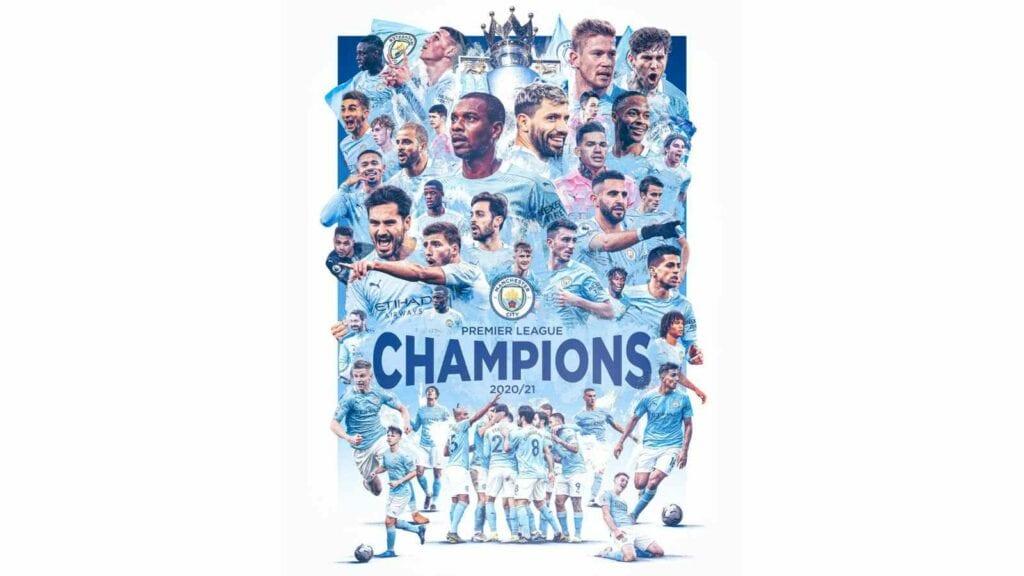 Manchester City, Premier-League-Champions-1